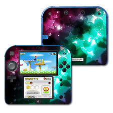 Skin Decal Wrap for Nintendo 2DS sticker Glow Stars