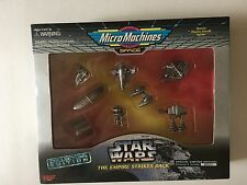 NEW STAR WARS THE EMPIRE STRIKES BACK  MICRO MACHINES SPACE COLLECTORS EDITION