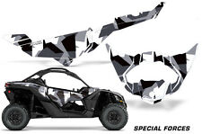 AMR Racing Can Am Maverick X3 DS RS Graphic Kit Wrap Sticker Parts 2016 + FORCES