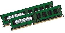 2x 4GB 8GB für Dell Inspiron 630 MT DDR3 1333 Mhz Samsung Speicher