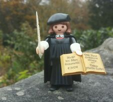Playmobil Martin Luther 6099 EXCLUSIV EDITION OVP Limitiert Neu Reformation