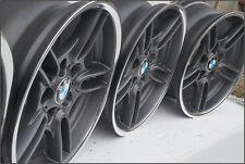 BMW Factory 17 BBS M66 Parallel OEM Wheels E39 540i E46 E36 E34 E28 M5 E30 M3 Z3