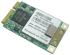 Scheda modulo WiFi wireless HP COMPAQ NC6320 - 395261-002 board card 407253-002