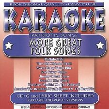 FREE US SH (int'l sh=$0-$3) USED,MINT CD Various Artists: Karaoke: More Great Fo