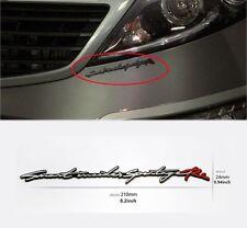 [Kspeed] (fit: Kia Sportage R) Sports Emblem