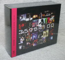 Cheer Chen Songs of Transience Live Taiwan Ltd 2-DVD+2-CD+52P booklet