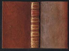 CAMUS-L'ESPRIT DE SAINT FRANCOIS DE SALES - 1780 - LIVRE ANCIEN RARE XVIII ème