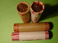 ONE ROLL OF BU 2011-P MINT  BANK WRAPPED PENNYS