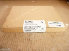 **SEALED** Siemens 6ES7-412-2XG04-0AB0/6ES74122XG040AB0 CPU **WARRANTY**