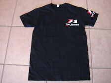 TOP SPEED PRO-1 Black Crew Neck T Shirt T-Shirts ANVIL U.K. in Size S M L XL