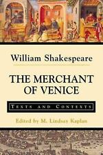 The Merchant of Venice: Texts and Contexts (The Bedford Shakespeare Series) by