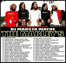 THE MARLEYS MIX CD