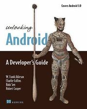 Unlocking Android by Robert Cooper, Robi Sen, W. Frank Ableson, Frank Ableson...