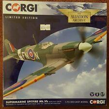 Corgi Aviation Supermarine Spitfire Mk.Vb 331 Sqn Great Escape Cltion AA31934C