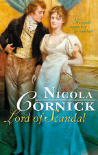 Lord of Scandal by Nicola Cornick, Book, New (Paperback)