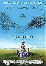 Take Shelter Blu-ray Jessica Chastain, Michael Shannon New Not Sealed Free P&P