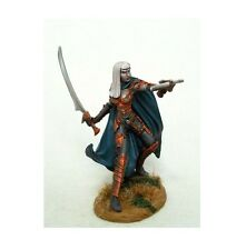 Dark Sword Female Dark Elf with Crossbow miniature metal new
