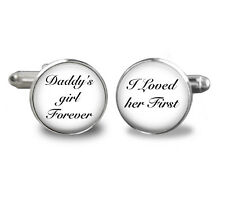 Father-of-the-Bride-Cufflinks-Daddy's Girl-I loved her first-daughter-wedding