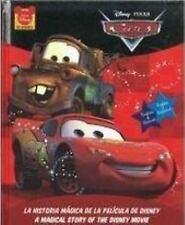 Cars (Disney Storybooks) (Spanish Edition)