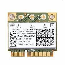 Intel Ultimate-N 6300 633ANHMW 450Mbps WiFi Wireless PCI-E Card for IBM Thinkpad