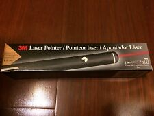 3M Red Laser Pointer Pen Essential LP50 - Range 300 yards - Batteries included