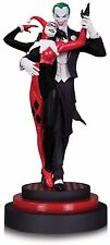 DC Comics Joker and Harley Quinn Statue Mad Love Batman Collectibles
