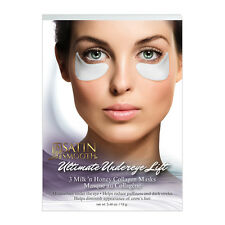 SATIN SMOOTH ULTIMATE UNDEREYE LIFT COLLAGEN MASK 3-PACK, reduce puffiness