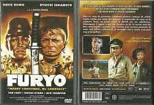 RARE / DVD - FURYO avec DAVID BOWIE, TAKESHI KITANO