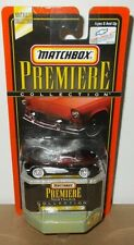 1999 Matchbox Premiere Nostalgia Collection '57 CORVETTE HARDTOP #35591