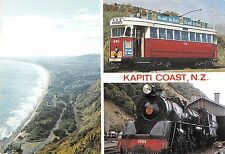 Br44956 Chemin de Fer train Railway Kapiti coast new zealand tramway tram
