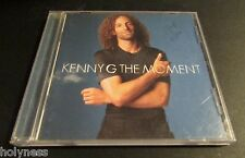 KENNY G / THE MOMENT / CD / JAZZ / PLAY TESTED