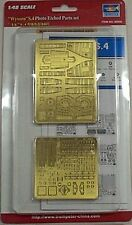 Trumpeter 1/48 Wyvern S.4 Photo Etched Parts Set New 6606