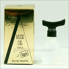 ღ Musk Oil Vapos - Sharra Tagano - Miniatur EDT 5ml
