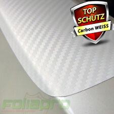 LADEKANTENSCHUTZ Schutzfolie - HYUNDAI ix35 ix 35 ab 2009 - Carbon weiß