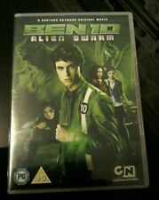 Ben 10: Alien Swarm DVD Brand New