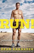 Run! 26.2 Stories of Blisters and Bliss, Karnazes, Dean, Acceptable Book