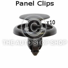 Panel Clips Toyota Range: GT86/Hiace/IQ/Kijang etc Pack of 10 Part 12382to