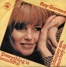 RAY STEVENS EVERYTHING IS BEAUTIFUL MONKEY SEE MONKEY DO EX- M
