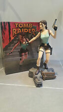 Lara Croft Tomb Raider limited statue Varner