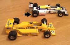 BURAGO FORMULA 1 LOTUS AYRTON SENNA E WILLIAMS ROSBERG SCALA 1/24