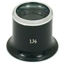 7X Eye Loupe Stamps & Coins Magnifier Magnifying Jeweler Repair Jewelers Tool