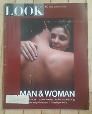 LOOK MAGAZINE DECEMBER 24 1968 MAN AND WOMAN WAYS TO MAKE MARRIAGE WORK