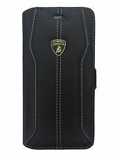 Lamborghini Huracan Cuoio iPhone 6 PLUS / 6S Plus (5' 5) BOOK TYPE cover bla