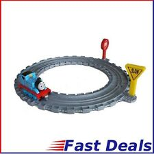 Kids Toy Train Set Children Thomas  Friends Take Along Circle Track