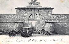 4862) LIVORNO PORTA S. MARCO, AUTOBUS N° 40. VIAGGIATA NEL 190?