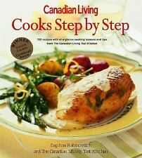 Canadian Living Cooks Step By Step Rabinovitch, Daphna Paperback