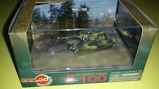Dragon Cando 1/144 German E 100 Super Heavy Tank Camo -New display case - Rare