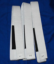 Brazilian Jiu Jitsu Belts (Professional Quality) Brand New, No Tax,FREE SHIPPING
