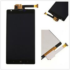 For Nokia Lumia 1520 Black Full LCD Touch Screen Glass Digitizer Panel Assembly
