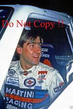 Henri Toivonen Martini Lancia World Rally Championship Portrait Photograph 3